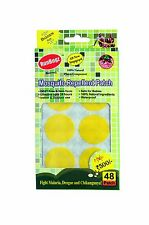 RunBugz Mosquito Repellent Patch (Plain Colors - Pack of 48)