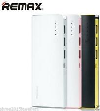 100% ORIGINALRemax Star Talk Series 12000mAh Three USB Power Bank With LED light