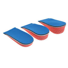 1 Pair Invisible Height Lifts Insoles Half Shoe Pads Support Shoe Insoles Pads