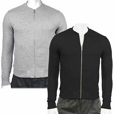 JACK & JONES JJPR QUILT SWEAT ZIP Pullover Sweatjacke Baseball Jacke (12110541)
