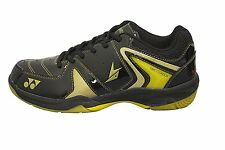 Yonex Srcr 40 Ld Junior Black Badminton Shoes
