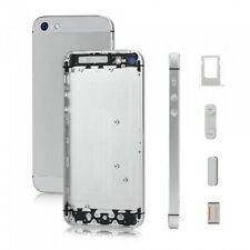 iPhone 5 5g Back Cover Housing Middle Frame Bezel with Buttons and Sim Tray