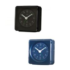 Acctim Piper Radio Controlled Analogue Alarm Clock Backlight Snooze Automatic