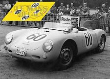 Calcas Porsche 356 Le Mans 1957 60 1:32 1:24 1:43 1:18 slot decals
