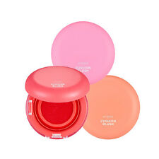 [THE FACE SHOP] Water cushion blush 8g (3Colors, pink one) - Korea Cosmetic