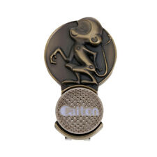 Golf Hat Clip with Detachable Magnetic Ball Marker Golf Gift