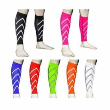 1 Pair Calf Support Compression Leg Sleeve Sports Running Socks Outdoor Exercise