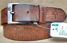 NEW REAL 100% GENUINE LEATHER BROWN BELT FOR MEN'S & FORMAL WEAR Amazing Quality