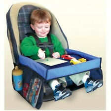 Waterproof Safety Children Car Seat Table Kids Play Travel Tray Drawing Board