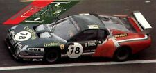 Calcas Ferrari 512 BB Le Mans 1980 78 Finish Line  1:32 1:43 1:24 1:18 decals