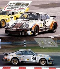 Calcas Porsche 934 Le Mans 1979 82 1:32 1:43 1:24 1:18 decals