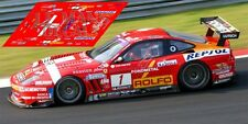 Calcas Ferrari 550 24h Spa 2004 1 1:32 1:43 1:24 1:18 decals