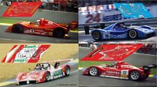 Calcas Ferrari 333SP Le Mans 1998 1:32 1:43 1:24 1:18 slot decals