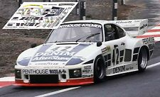 Calcas Porsche 935 Le Mans 1977 42 1:32 1:43 1:24 1:18 decals
