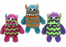 """New Kids 9"""" Soft Plush Worry Monster Teddy Eats Worry Notes Feed It Children Toy"""