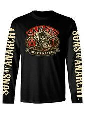Sons of Anarchy SOA Men of Mayhem Longsleeve black