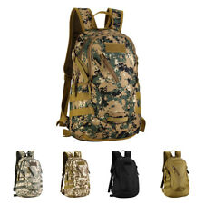 20L Lightweight Camping Hiking Outdoor Travel Adventure Daypack Backpack Bag