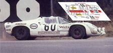 Calcas Porsche 910 Le Mans 1969 60 1:32 1:43 1:24 1:18 decals
