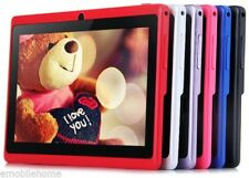 7'' q88h A33 Tablet PC Android 4.4 WVGA Pantalla Quad Core 512mb + 8gb WIFI BT