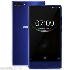 """Sbloccato Doogee MIX 5.5 """" 4G Smartphone Android 7.0 Helio P25 Cellulare 64GB A"""