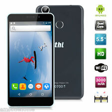 "5.5"" THL T9 Pro 4G SMARTPHONE 8.0MP quattro CORE 2GB+16GB Android 6.0 TOUCH"