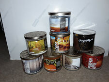 ~*~*NEW*~*~ Autumn 3 Wick Candles from Bath & Body Works