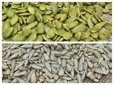Pumpkin & Sunflower Seeds Combo Pack  400gm / 800gm