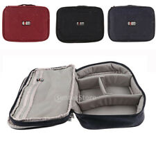 Cable Organizer Accessories Travel Portable Carry Bag for Phone Power Large