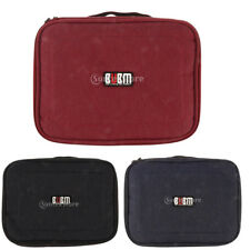 Cable Organizer Accessories Travel Portable Carry Bag for Phone Power Small