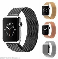 Original Milanese Loop Stainless Steel Watch Strap Band For Apple iWatch 42mm