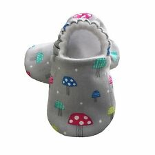 baby pram shoes, soft sole shoes, crib shoes, first walkers, bibs - Toadstools