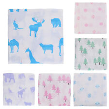 Unisex Baby Swaddles Blanket 100x110cm Perfect Baby Shower Gifts