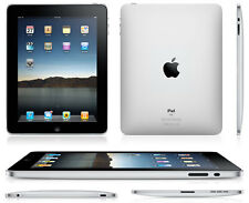 iPad 1 16GB 32gb 64gb Wi-Fi, COMPLETO iPad Series Wi-Fi, 9.7in - Negro
