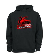 I Drive At 88mph It's The Future Back Delorean Movie Unisex Hoodie Hoody Gift