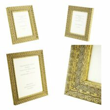 Handmade Ornate Gold Shabby Chic Vintage Picture Frame 7x5 - 16x12