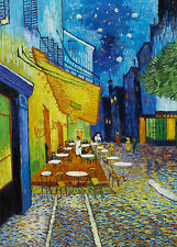 Cafe Terrace at Night - Van Gogh Print - Various Sizes Paper or Canvas.