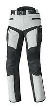 Held Matata II gris y negro IMPERMEABLE TOURING hombre pantalones MOTO