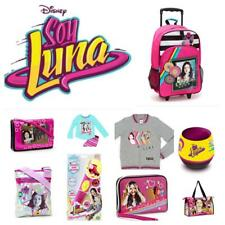 DISNEY STORE SOY LUNA BAG PURSE SPECKER MIRCOPHONE PYPAMAS JACKET 6 7 8 9 10 12