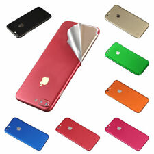 Stylish Upgraded Candy Color Decal Back Sticker Wrap Skin For iphone 7, 7Plus
