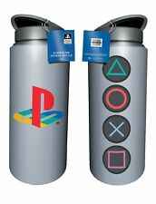 Cantimplora Aluminio Playstation - Aluminium Drink Bottle - Producto Oficial