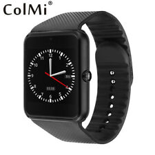 Bluetooth Connectivity Sim Card Slot Push Message Smartwatch For Android