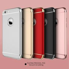 For Apple iPhone 6 / 6s Luxury Hybrid Shockproof  Back Cover Case