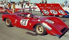 Calcas Ferrari 612 P Can Am Las Vegas 1968 23 1:32 1:43 1:24 1:18 612P decals