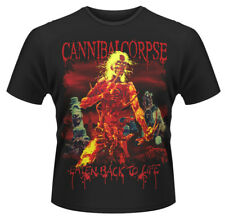 CANNIBAL CORPSE ' Eaten Back To Life CLOSE UP ' T-SHIRT - Nuevo & Oficial