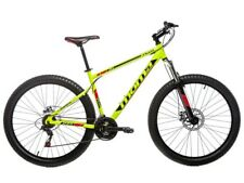 VTT 27,5 PLUS Mountainbike ALUMINIUM SHIMANO 21v 2xDISQUE