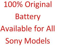 100% Genuine Sony Battery Available for All Sony Model Battery Sony Original Bat