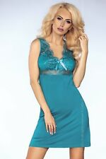 LIVCO CORSETTI Veronica Luxury Super Soft Chemise and Matching G-String Set