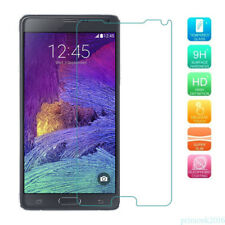 100% Tempered Glass Screen Protector Guard Cover Film For Samsung Galaxy Models