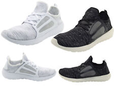 Mens Crosshatch Lightweight Running Gym Sports Sneakers Trainers Shoes