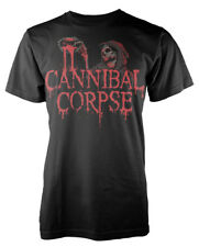 CANNIBAL CORPSE ' acid Blood ' T-SHIRT - Nuevo y Oficial